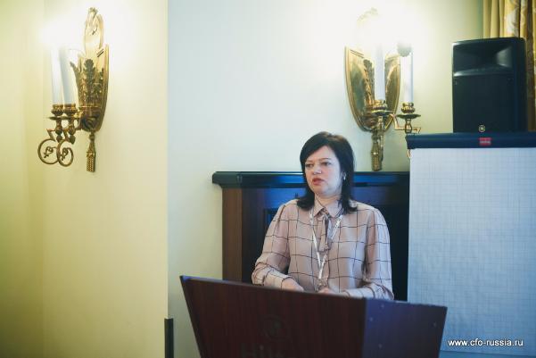 Отчет о встрече дискуссионного клуба Налоговое планирование  О фактическом получателе дохода рассказала Евгения Вольфус партнер международное налогообложение налоговое и юридическое консультирование КПМГ в России и