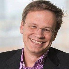 Кристиан Кауфманн, вице-президент по финансам, Unilever